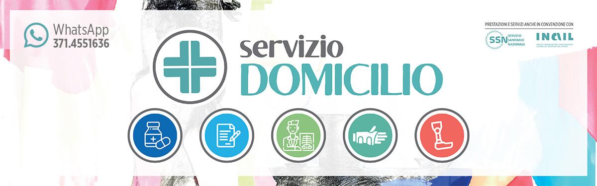 Servizio Domicilio